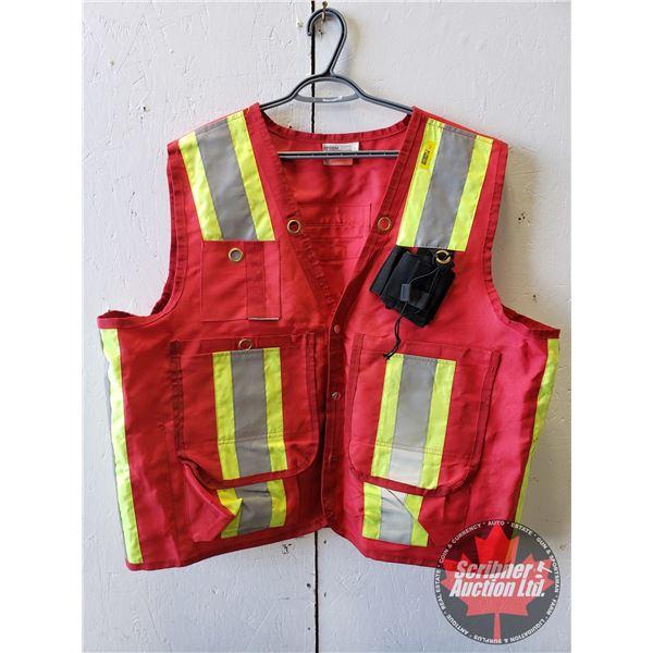StormMaster Reflective Vest (Size 2XL)