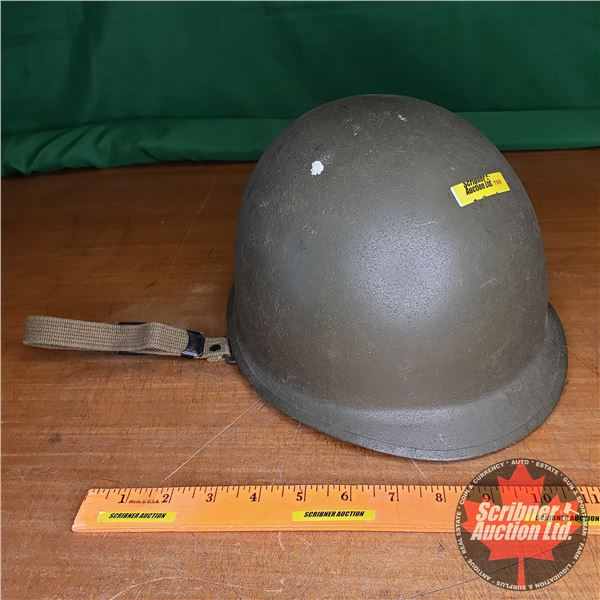 Canadian Military Liner Helmet - Ground Troops Type 1 (Size 7)