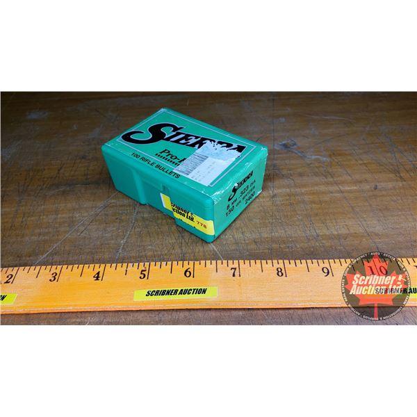 BULLETS: Sierra 8mm (150gr Spitzer) (Approx 100 Count)