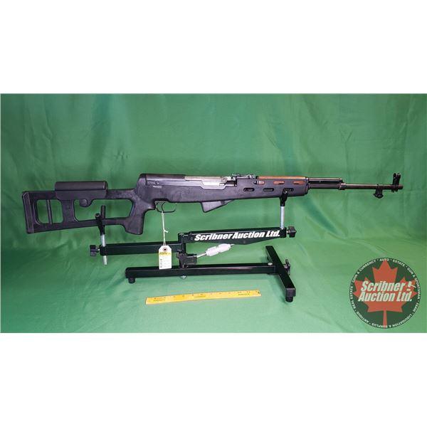 Rifle: SKS China 7.62 x 39 Semi Auto (Synthetic Stock) (S/N#1106318)