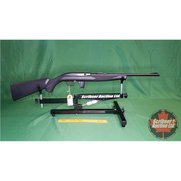 Rifle: Mossberg 702 Plinkster 22LR Semi Auto (S/N#EHJ414822)