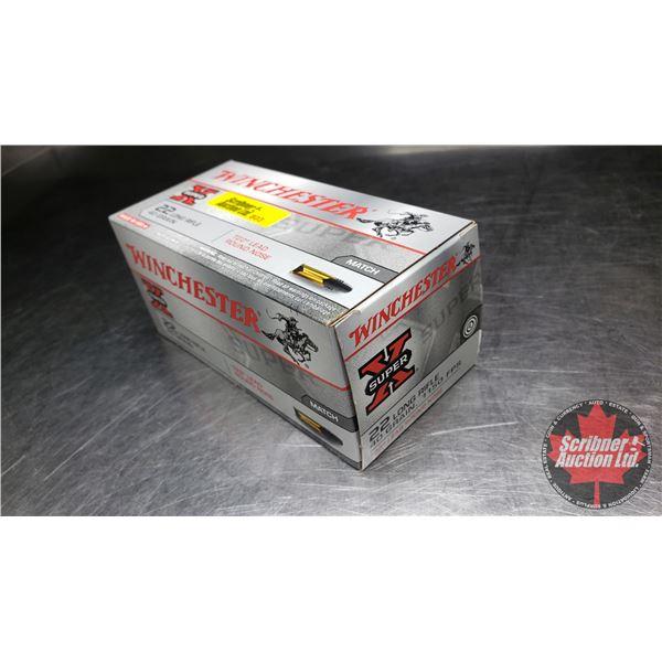 AMMO: New Surplus: Winchester Super X 22LR (40gr) (1 Brick : 500 Rnds)