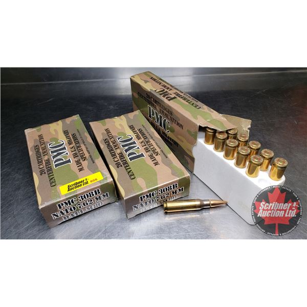 AMMO: PMC 308 Win (51 Rnds)