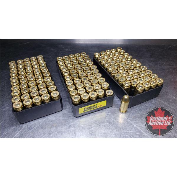 AMMO: Remington 45 AUTO (145 Rnds)