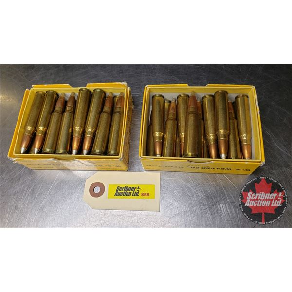 AMMO: 300 Savage Reloads (40 Rnds)