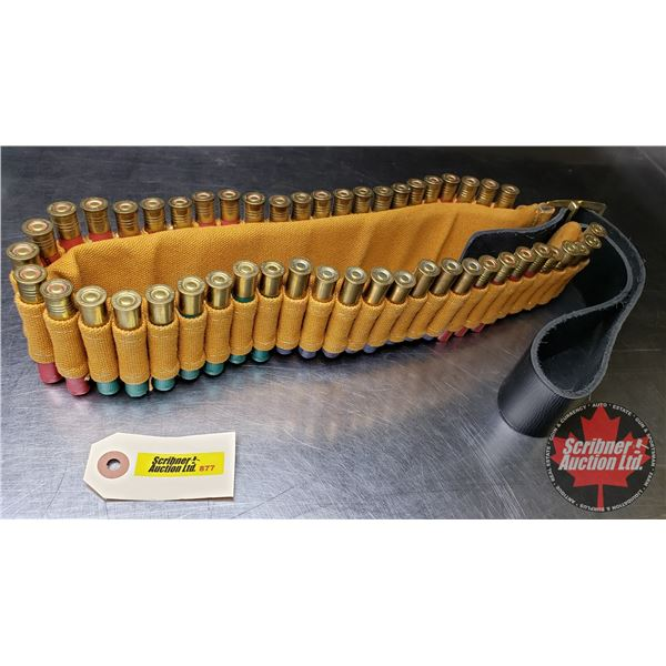 """AMMO: 410ga (3"""") with BELT (49 Rnds)"""