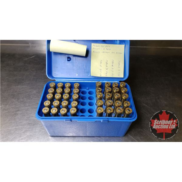 AMMO: 25-06 in Case Guard Ammo Box (40 Rnds)
