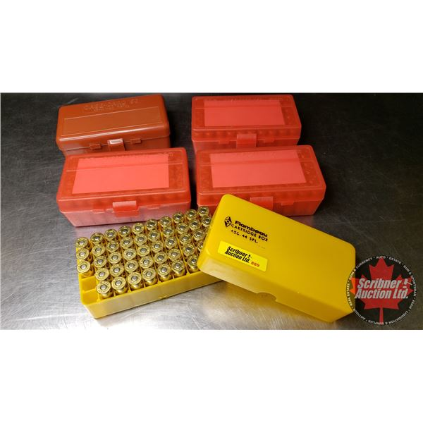 AMMO: 45 Colt in Plastic Boxes (247 Rnds)