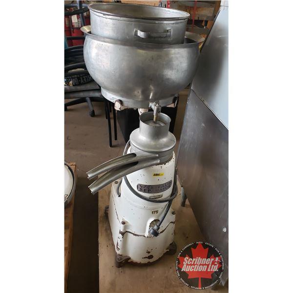 "Electric Cream Separator ""Westfalia"" Model 175"
