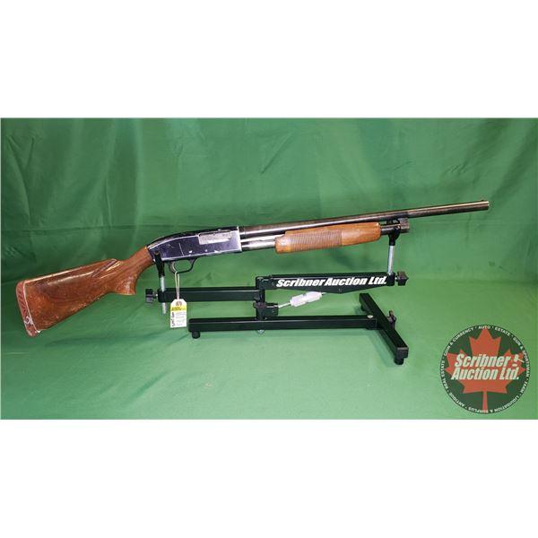 "SHOTGUN: Lakefield Mossberg 500AB Pump Action 12ga (2-3/4"" & 3"") S/N#G104913"