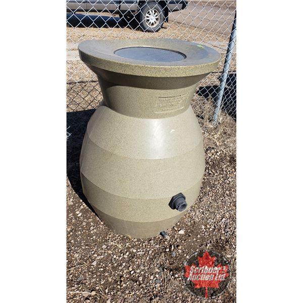 "Oasis Rain Collector Poly Tank (36""H x 26""W x 20""D)"