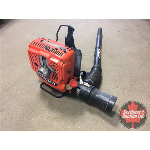 ECHO Gas Powered Leaf Blower - Back Pack Style