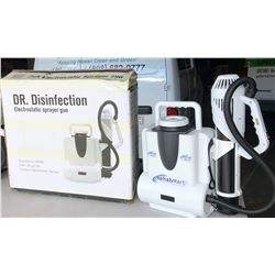 Dr. Disinfection Electrostatic Sprayer Gun (Used)