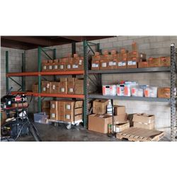 Industrial Warehouse Shelving Units (Pallet Racking)