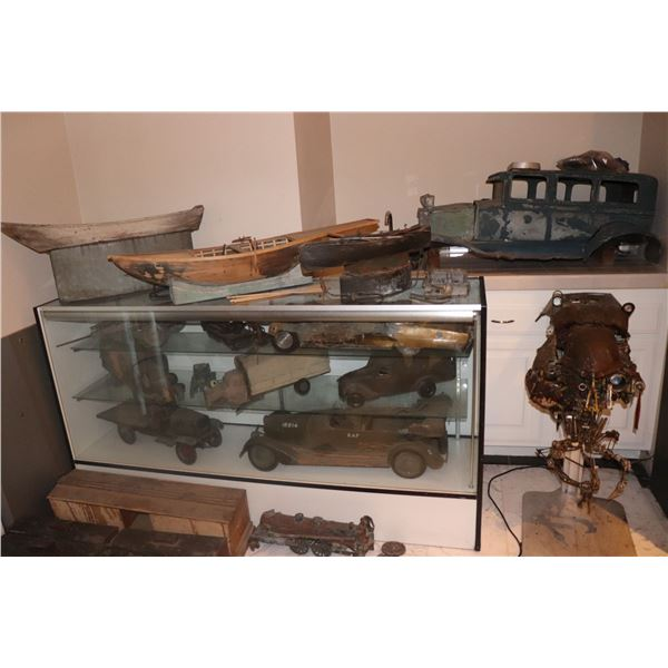 ANTIQUE FILMING MINIATURES ALL LOTS IN STOCK