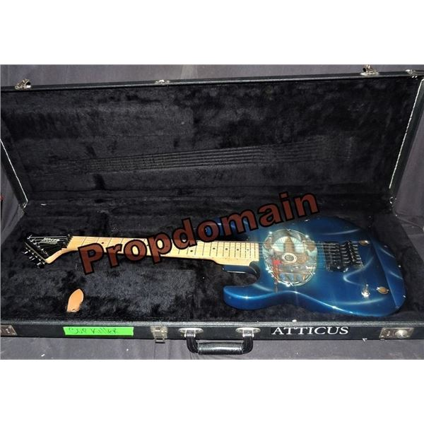 COP KILLER ICE-T & BODY COUNT VIDEO MATCHED & TOUR USED GUITAR!