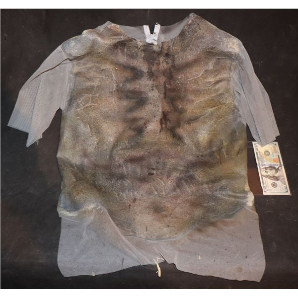 ARMY OF THE DEAD SCREEN USED BLOODY WEARABLE CHEST 4