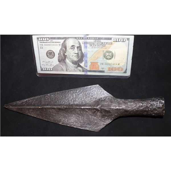 300 SPARTAN SPEAR TIP SCREEN USED