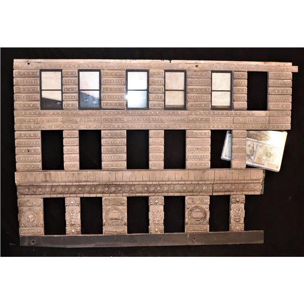 GODZILLA FLATIRON BUILDING SCREEN USED LARGE SECTION 2