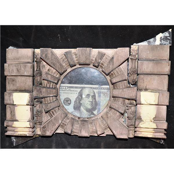 GODZILLA FLATIRON BUILDING ROUND WINDOW SECTION WITH SIDES SCREEN USED