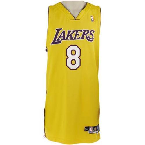 3064381ba98 Image 1   2004-05 Kobe Bryant Game Worn Jersey.