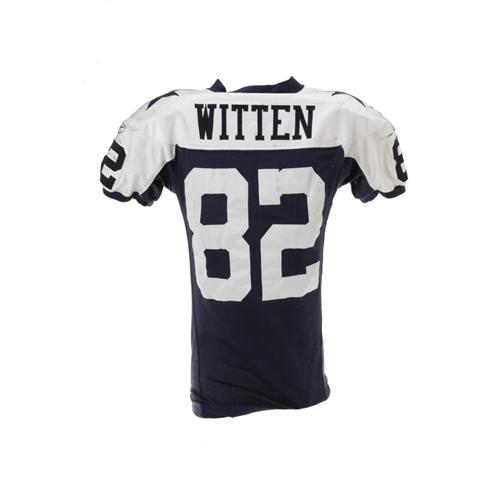low priced 2306a e5688 2006 Jason Witten Game Worn Throwback Uniform.