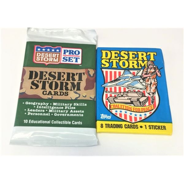 Never Opened Packs of Collectors Cards