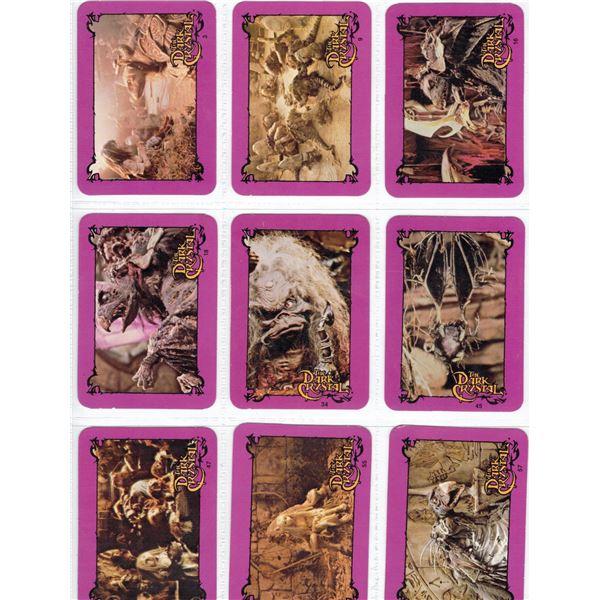 NINE cards - Dark Crystal