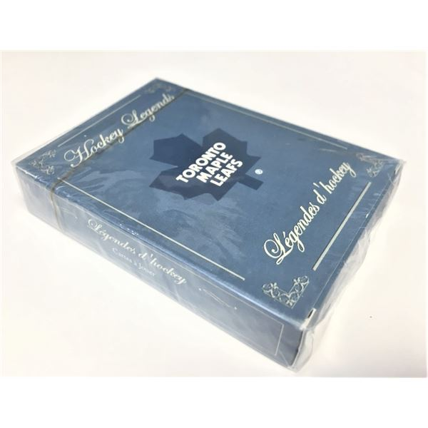 Toronto Maple Leafs Hockey Legends Playing Cards