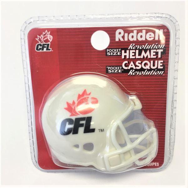 Ridell Pocket Size Revolution Helmet  - CFL In original Packaging