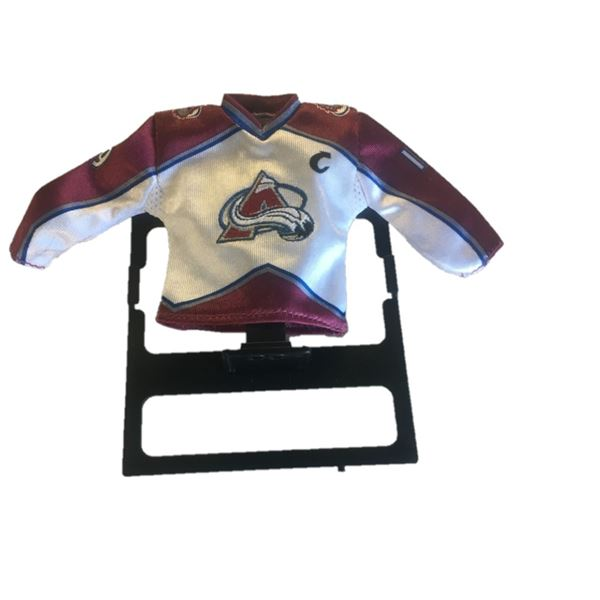 2003 McDonalds Hockey Heroes Mini Jersey - Sakic