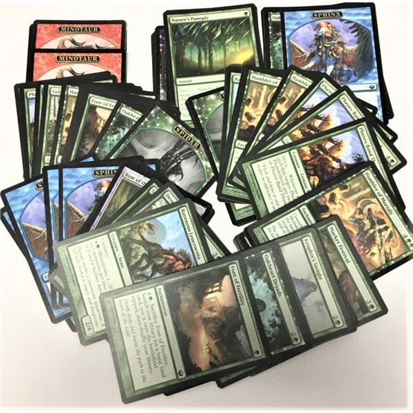 Magic The Gathering Cards - 81 cards from the Journey into Nyx Set