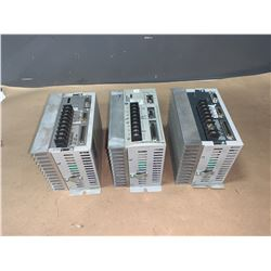 LOT OF (3) - ALLEN-BRADLEY DRIVES (SEE PICS FOR PART NUMBERS)
