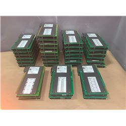 LOT OF ALLEN-BRADLEY MODULES (SEE PICS FOR PART NUMBERS)