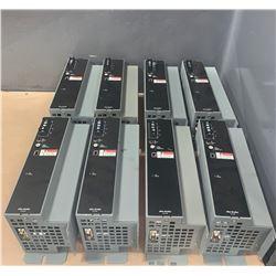 (8) - ALLEN-BRADLEY 1771-P7 D 120/220V AC POWER SUPPLIES
