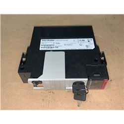 ALLEN-BRADLEY 1756-L73S LOGIX 5573S AUTOMATION CONTROLLER