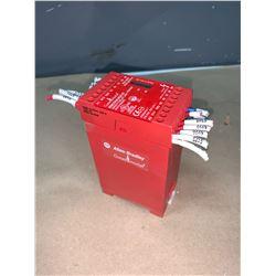 ALLEN-BRADLEY / GUARDMASTER MSR12T SAFETY RELAY UNIT