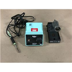 WELLER EC1002 SOLDERING UNIT