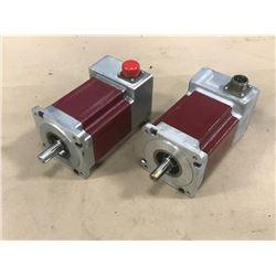 LOT OF POWERPAC K32HCHK-LNK-NS-00 STEP MOTOR