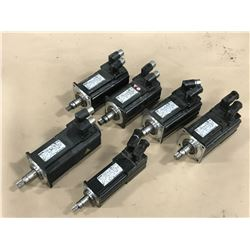 LOT OF LENZE MOTOR *PART #'S PICTURED*