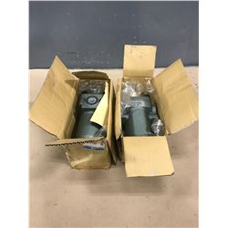 LOT OF SMC FH540-06-101-P010X HYDRAULIC FILTER UNIT
