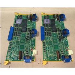 (2) - FANUC A16B-2200-036 CIRCUIT BOARDS