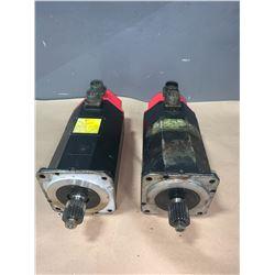 (2) - FANUC A06B-0314-B004_MODEL 5S AC SERVO MOTOR