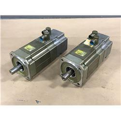 (2) SIEMENS 1FK6063-6AF71-1EG0 MOTOR