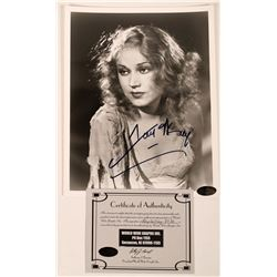 Autographed Photo of Fay Wray  [127440]