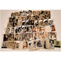 Movie Star Tobacco Cards  [127485]