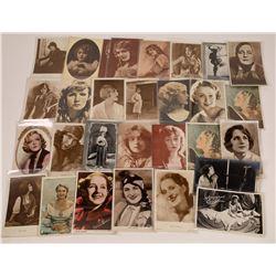 "Silent Era ""A Lister"" Actresses (29)  [127509]"