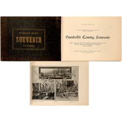 Humboldt County Souvenir Booklet, Second Edition, 1904  [123845]