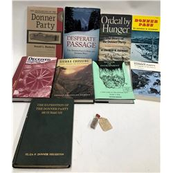 Donner Party Ephemera and Research Library  [133639]