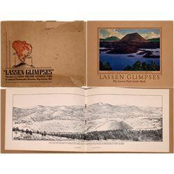Lassen Glimpses Souvenir Booklet  [129720]